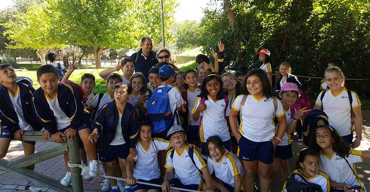 4o-primaria-en-el-zoologico-de-madrid-2016