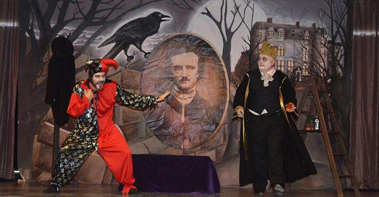 """Teatro-en-Inglés-""""Poe""""-2017"""
