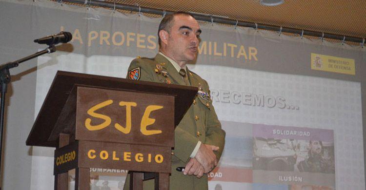 Jornadas de Orientación Vocacional 2017 - Militar