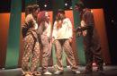 XXXII Muestra de Teatro Escolar. Actuación en el Jose María Rodero