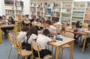 La biblioteca: aprendizaje y diversión 2017
