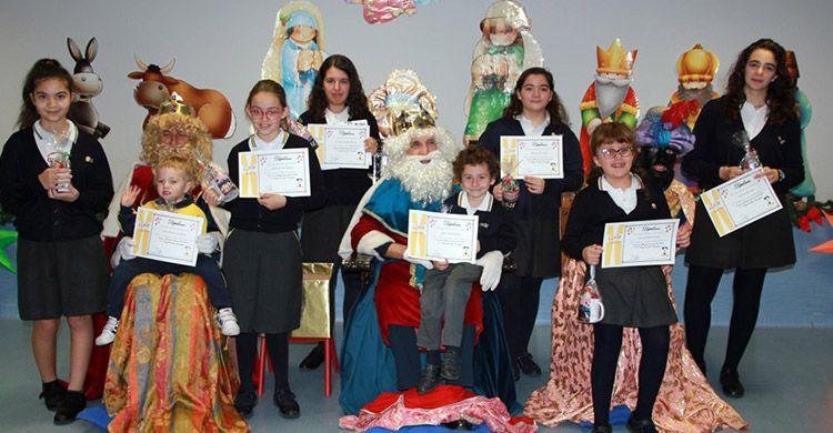 Entrega-de-Premios-VI-Concurso-de-Christmas