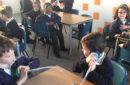 "Proyecto Ciencias e Inglés ""A Stethoscope"" 1º de Primaria 2018"